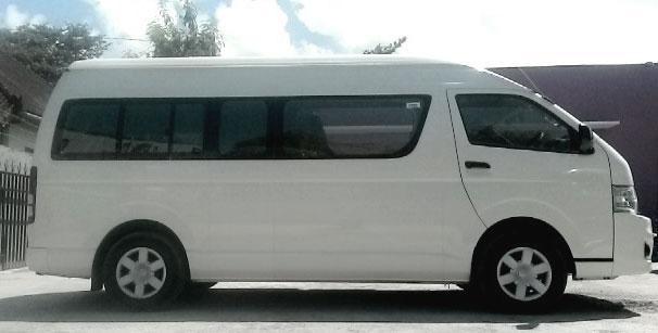 Charter Mobil di Bali
